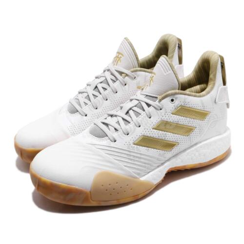 Millennium T Tracy Adidas Basketball Mens White Shoes mac G27750 Gold Mcgrady qEOOWdHwn