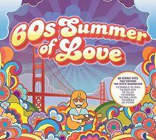 60s SUMMER OF LOVE (Various) 3 CD SET (30th June 2017)