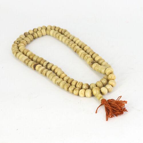 Sammlerstück 108 12mm Nepal Tibetan Meditation Gebetskette Halskette