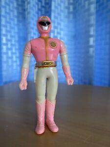 Sentai-power-rangers-Dynaman-pink-popy-Chogokin-bandai-1983-takatoku-toys