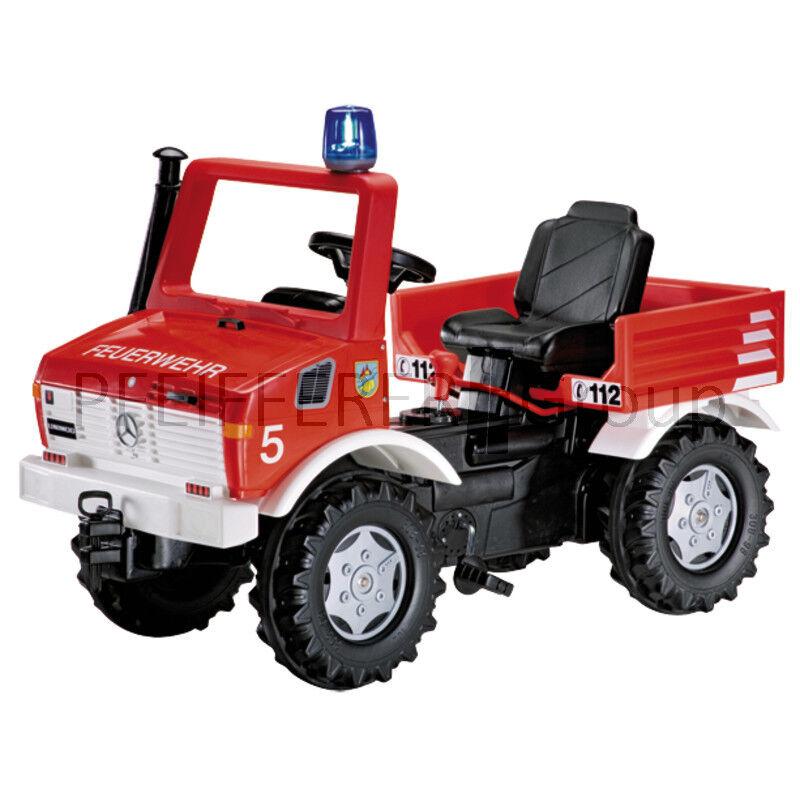 Rolly Toys rollyFarmtrac Unimog Fire