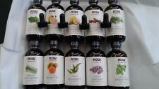 NOW Foods 4oz. Eucalyptus Essential Oil with Dropper For Diffusers & Burners!