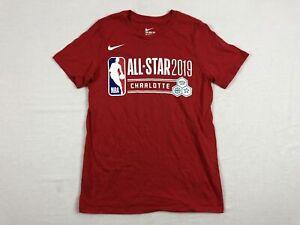 NEW-Nike-Red-Cotton-Short-Sleeve-Shirt-Multiple-Sizes