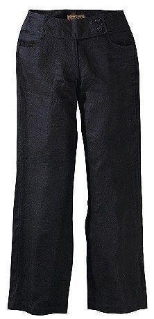 Musto Atlantis Linen Trousers - White - Size 8