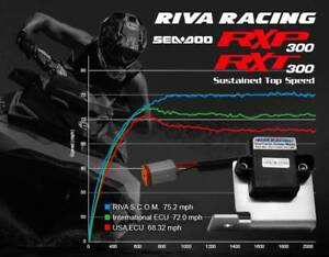 Details about SeaDoo RIVA Speed Control Override Module GTX 300 RXT-X RXP-X  RS11090-SCOM-16