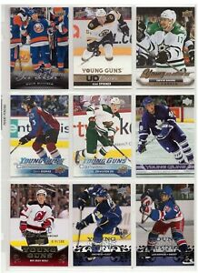 54-MIXED-UD-YOUNG-GUNS-ROOKIE-CARDS-CANVAS-EXCLUSIVES-SP-100-CONNOR-MCDAVID