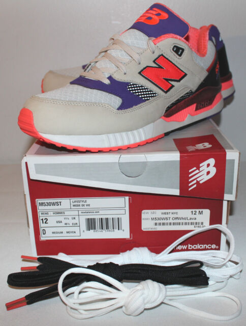 Size 12 - New Balance M530 x West NYC Project 530 for sale online ...