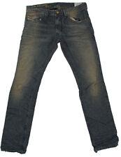 Diesel Thavar Slim Skinny Fit Men's Jeans Wash 0810X W32 L32