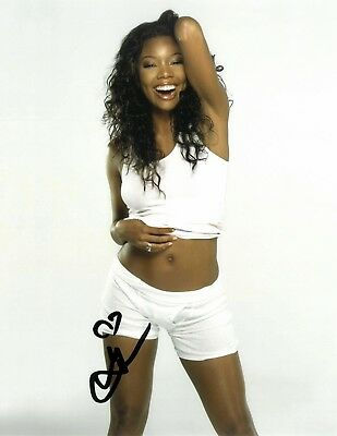 Gabrielle Union Autographed Signed 8x10 Photo Hot Sexy