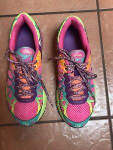 Innecesario liberal Desgastar  Asics Gel Noosa Tri 9 Gr Tri Color Zapatillas para mujer Talla 6 EE. UU.    eBay