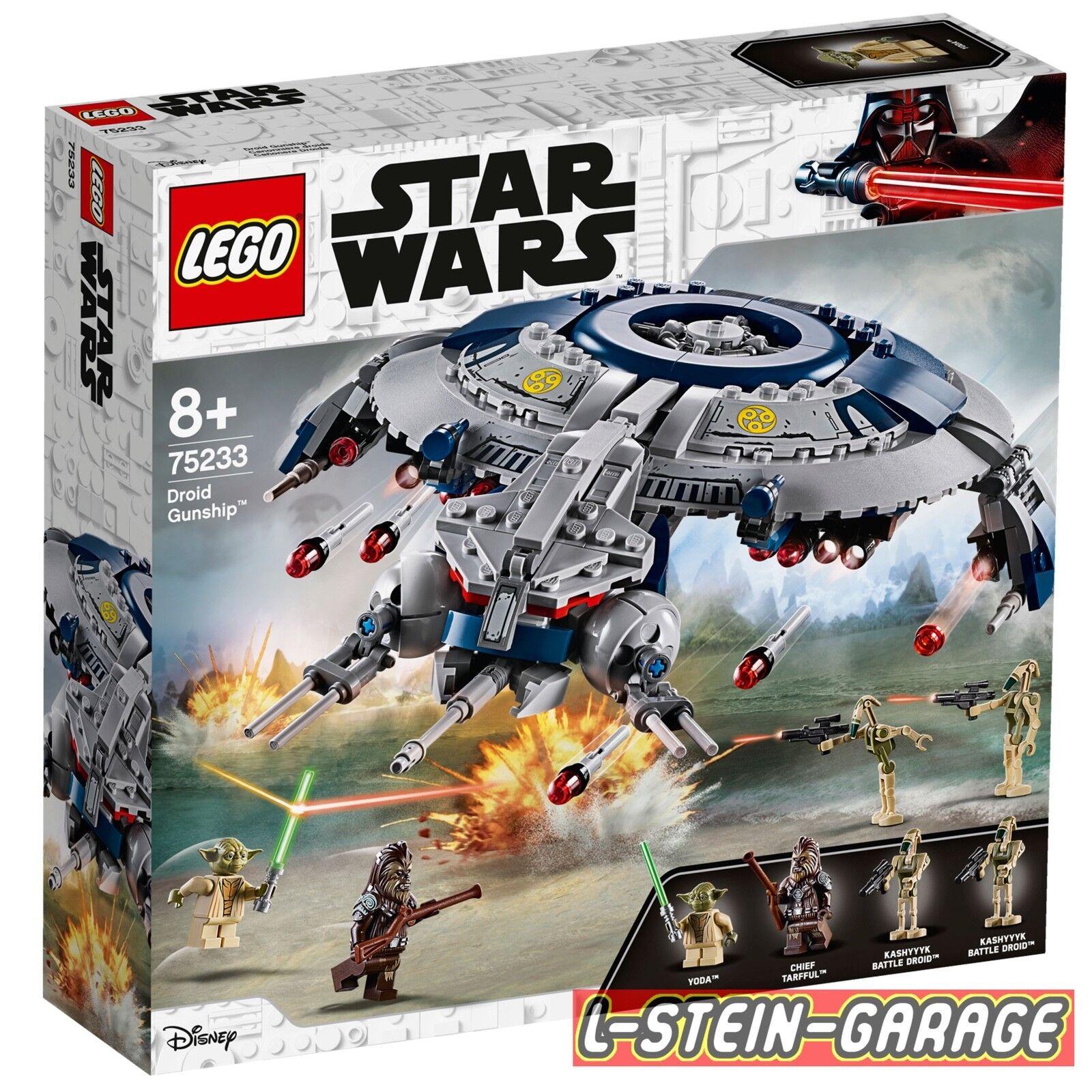 LEGO® Star Wars™ Set 75233 Droid Gunship™ NEU & OVP VORVERKAUF