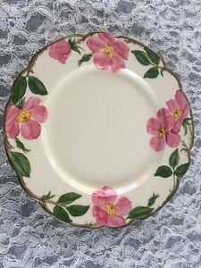 Image is loading Vintage-Franciscan-Desert-Rose-Dinner-Plate-1950-039- & Vintage Franciscan Desert Rose Dinner Plate 1950\u0027s Markings | eBay