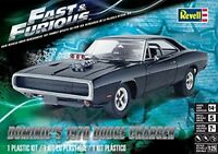 Revell Fast And Furious Dominic's 1970 Dodge Charger Plastic Model Kit