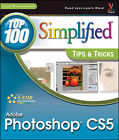 Photoshop CS5: Top 100 Simplified Tips and Tricks by Lynette Kent (Paperback, 2010)