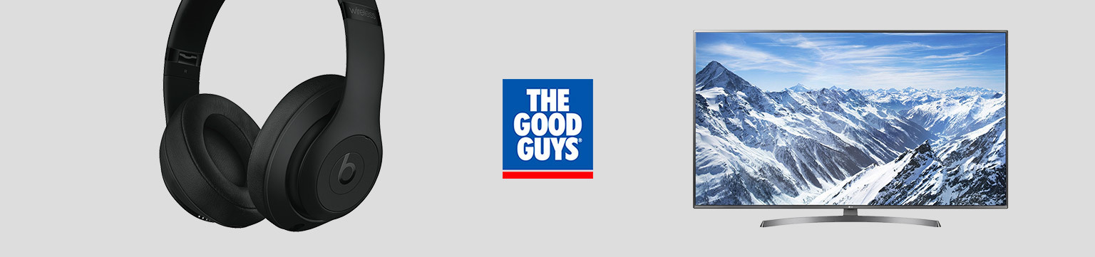 20% off* The Good Guys