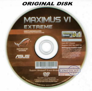 Asus Maximus V Extreme BUpdater Drivers (2019)