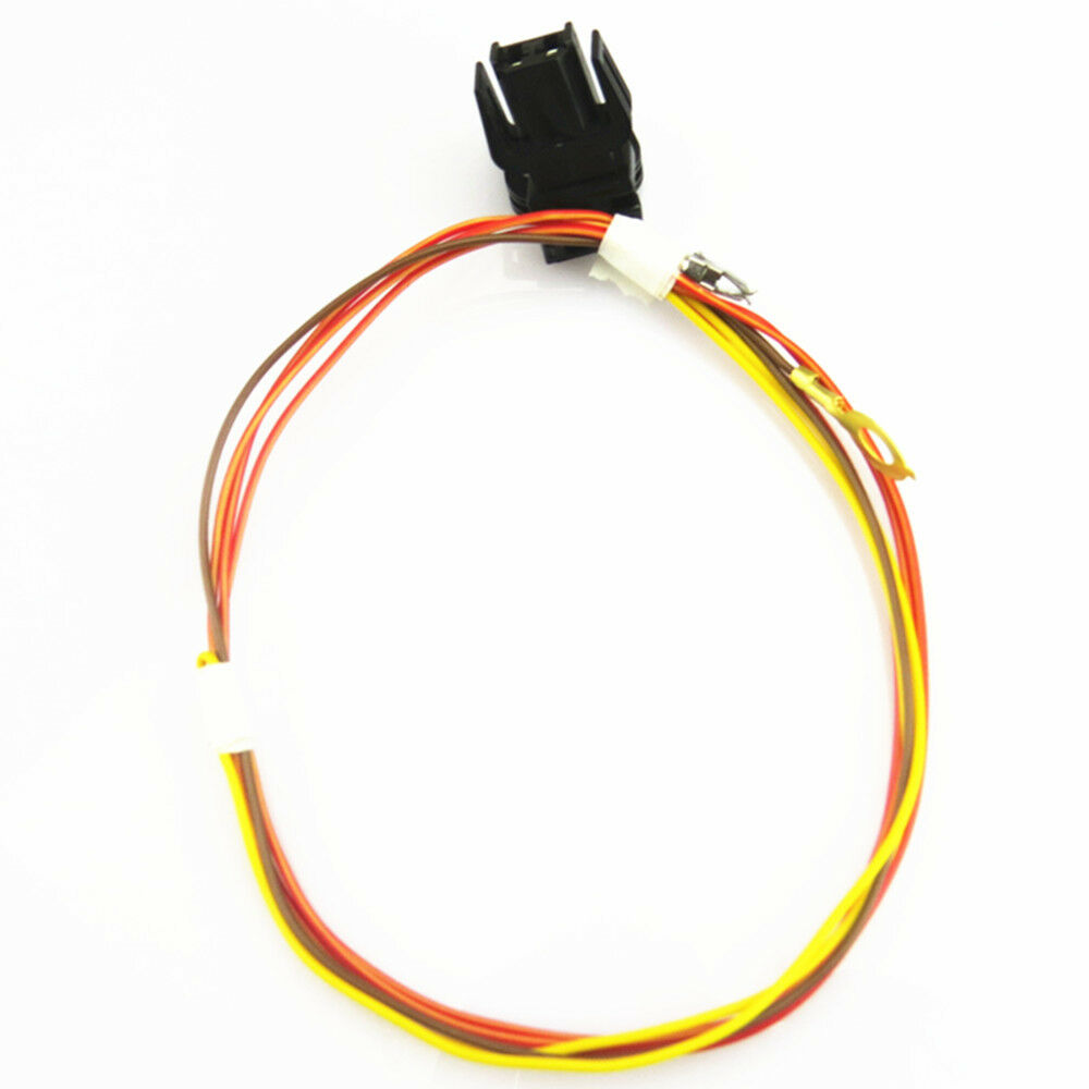 Door Interior Warning Light Harness Wire Plug For AUDI A6