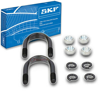 SKF Rear Universal Joint for 2001-2006 Chevrolet Silverado 1500 HD U-Joint sw