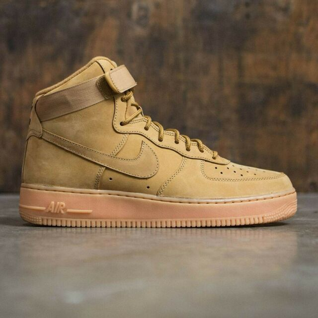 Size 15 - Nike Air Force 1 High '07 LV8 WB Flax 2016 for sale ...