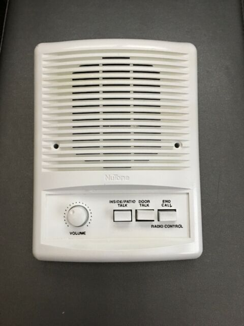 NUTONE RADIO-INTERCOM INSIDE SPEAKER # IS-445~IMA-4006 /& IM-4406