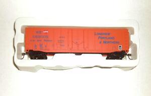 NWOB-Mantua-Train-Box-Car-HO-Scale-755237-Railroad-Model