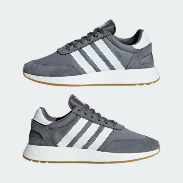 NEW Adidas I 5923 ULTRABOOST Men's Women's Sneakers GreyWhite SZ 4 7M SZ 6 9W