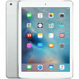 Apple iPad Air 16GB Retina, 4G Unlocked + Wi-Fi, 9.7 - Silver