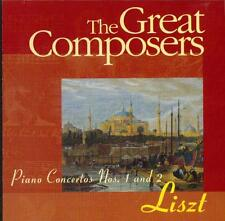 LISZT - PIANO CONCERTOS 1 + 2 /JORGE BOLET, ROCHESTER PHILHARMONIC /DAVID ZINMAN