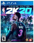 NBA 2K20 -- Legend Edition (Sony PlayStation 4, 2019)