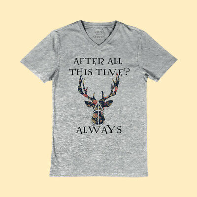 After All This Time Always Shirt Deer Galaxy Snape Women Tank Top Flowy