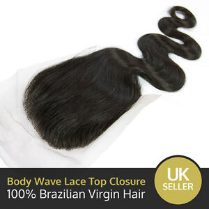 Lace-Top-Closure-Hairpiece-Extensions-Body-Wave-100-Brazilian-Virgin-Hair