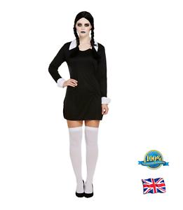 Costume da figlia Spaventoso Vestito Da Halloween Donne Ragazze Costume