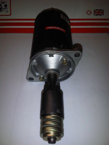 AUSTIN 1100 1300 MINI /& ALLEGRO A SERIES NEW RMFD INERTIA STARTER MOTOR 1967-84