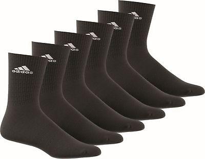 Adidas Performance Socken 3s Performance Crew C 6p 6 Paar Schwarz üBerlegene Leistung