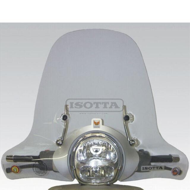 Parabrisas [Isotta] para Ataques Originales - Aprilia Scarabeo Es Decir, 400/500