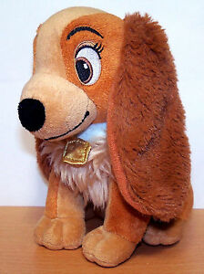 Disney-6-034-Lady-Dog-from-Lady-and-the-Tramp-Excellent-Condition