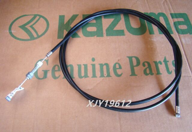 Kazuma Jaguar 500cc Atv Parking Brake Cable Rear Lh 91