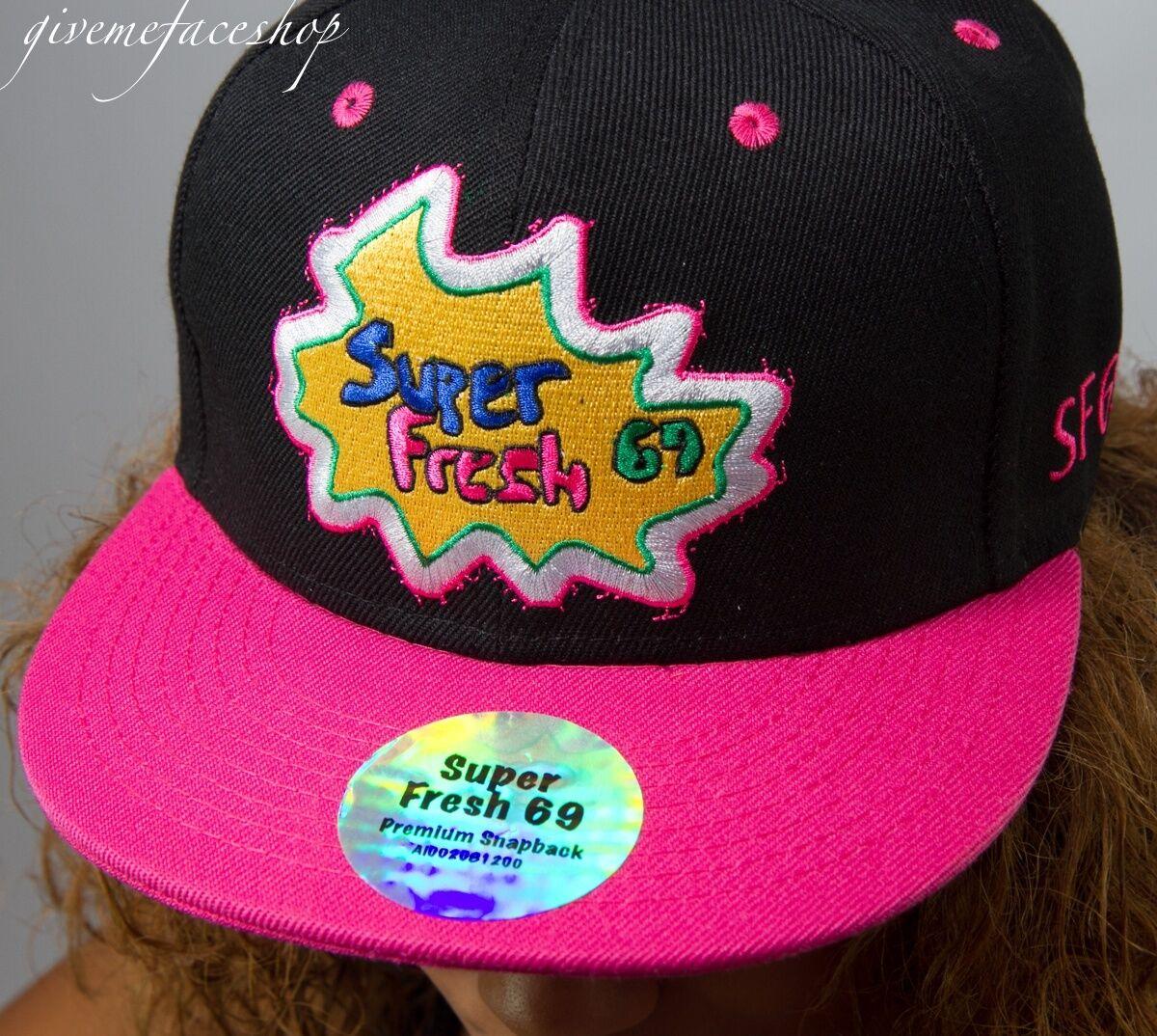 Fresh snapback Kappe, Rock Skater Flach Schirm Baseball Supreme Hiphop Retro