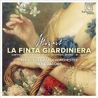 Mozart: La finta giardiniera (CD, Oct-2012, 3 Discs, Harmonia Mundi (Distributor))