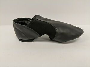 NIB Capezio E-Series Lace-up Jazz Shoes Black Adult Sizes