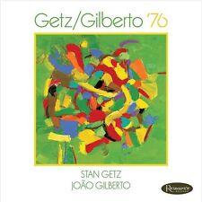 Getz/Gilberto '76 [Digipak] by Joao Gilberto/Stan Getz (Sax) (CD, Feb-2016, Resonance)