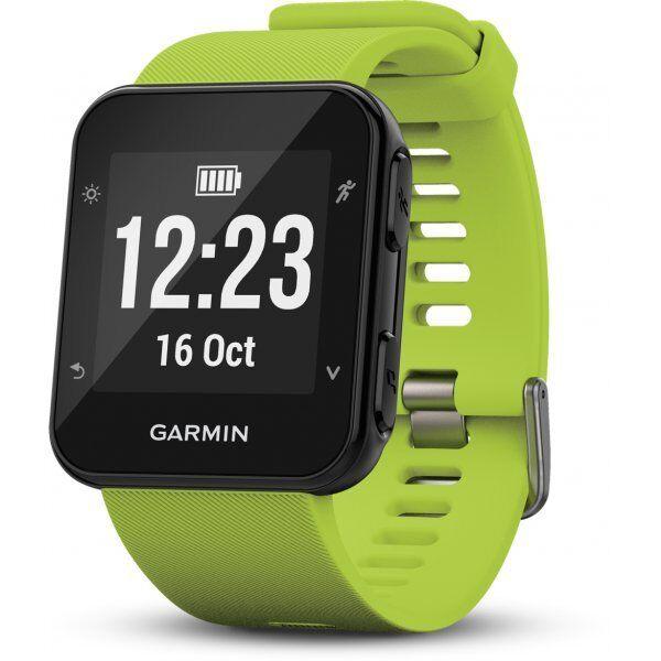 Garmin Forerunner 35 Limelight verde GPS Reloj Deportivo Muñeca Base Hr 010