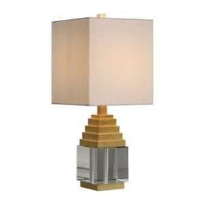 Uttermost 29561-1 Anubis - 1 Light Table Lamp - 8 inches wide by 8 inches deep