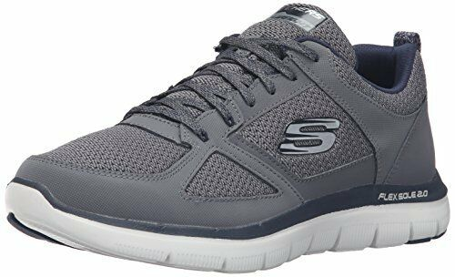 Skechers Sport 52180 Mens Flex Advantage 2.0 Oxford SneakerM- Choose Price reduction New shoes for men and women, limited time discount