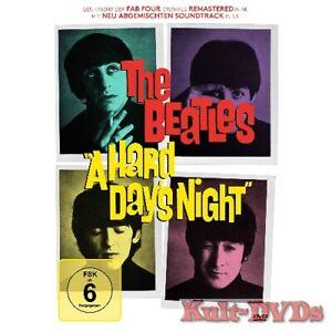 The-Beatles-A-Hard-Day-039-s-Night-DVD-Neu-OVP