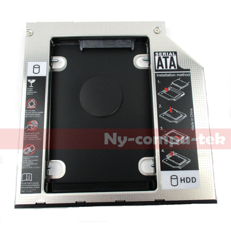2nd SATA HDD SSD Hard Drive Caddy for Acer Aspire V5-471 v5-571p v5-571g Series