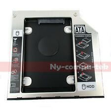 2nd SATA HDD SSD Hard Drive Caddy for Acer Aspire V5-471 v5-571p v5-571g Series