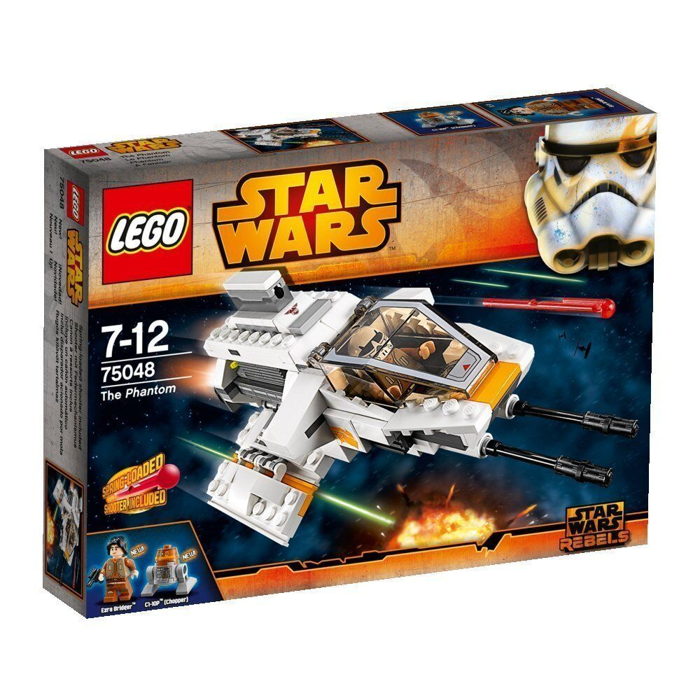 LEGO ® Star Wars ™ 75048 the Phantom NUOVO OVP MISB