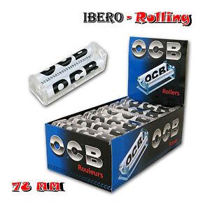 Liadora-Ocb-metacrilato-78-mm-1-x-maquina-de-liar-ocb-Rolling-paper-machine