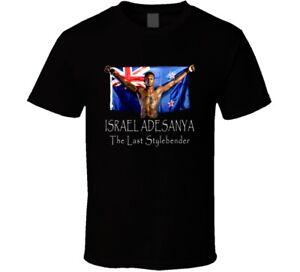 Details about Israel Adesanya The Last Stylebender Ufc Fighter Fan T Shirt